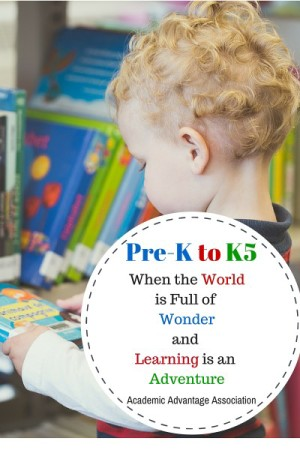 picture of toddler looking at books