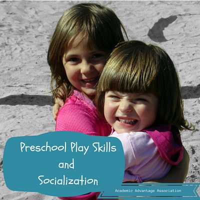 Preschool Play Skills and Socialization