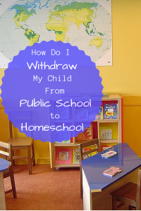 How Do I Withdraw My Child From